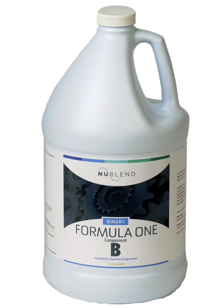 NuBlend Product | Formula One B