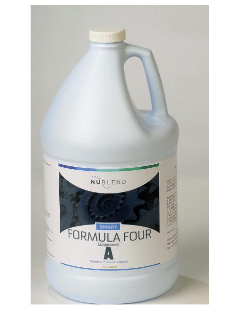 NuBlend Product | Formula Four A