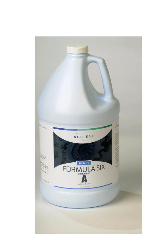 NuBlend Product | Formula Six A