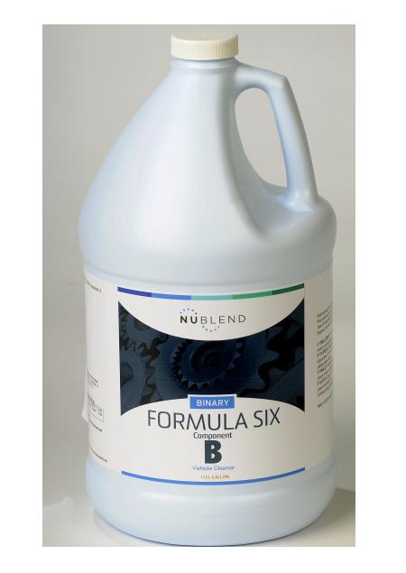 NuBlend Product | Formula 6