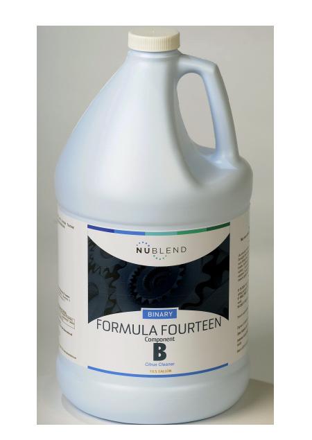 NuBlend Product | Formula Fourteen B