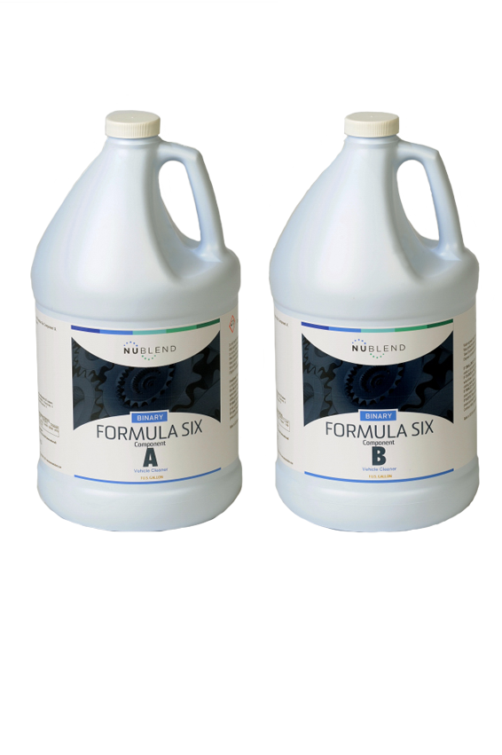 image of Formula Six | NuBlend
