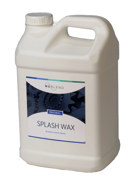 image of Splash Wax | NuBlend