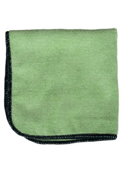 image of Green Microfiber Cloth |