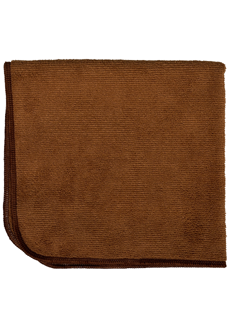 image of Brown Microfiber Cloth | NuFiber