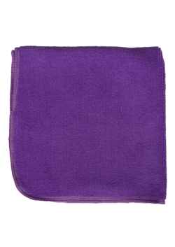 image of Purple Microfiber Cloth | NuFiber