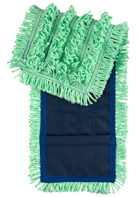 image of Green Pocket Mop | NuFiber