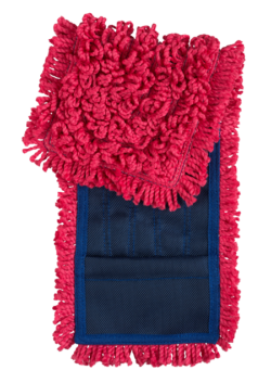 image of Red Pocket Mop | NuFiber