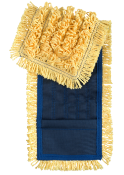 image of Yellow Pocket Mop | NuFiber